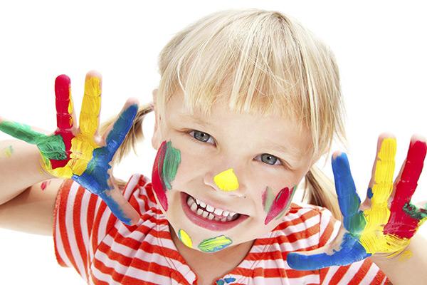 Ребенок и искусство